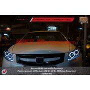 MXSHL38 Honda Accord Projector Headlights Day Running Light