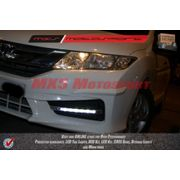 MXS1916 LED Fog Lamps Day Time running Light for - Honda City i-Dtec