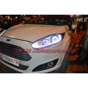 MXSHL417 Projector Headlights Ford Fiesta 2014 +