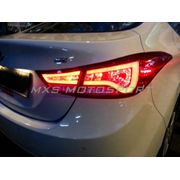 MXSTL19 LED Tail Lights Hyundai Elantra