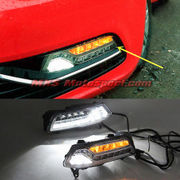 MXS2354 LED Fog Lamps Day Time Running Light Volkswagen Polo 2015