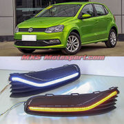 MXS2361 LED Fog Lamps Day Time Running Light Volkswagen Polo