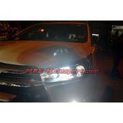 MXS2453 High end HID kit with true AC Blaster for Toyota Innova Crysta