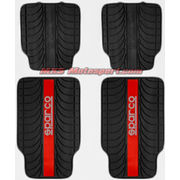 MXS2460 Sparco Floor Mats For Universal Car