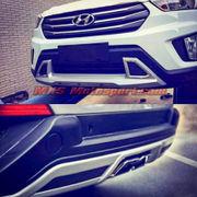 MXS2488 Front and Rear Diffuser Hyundai Creta