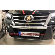 MXS2516 Front Diffuser Toyota Fortuner 2017