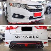 MXS2525 Racing Body Kit Honda City 2014+