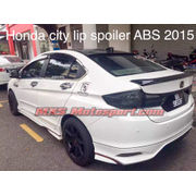 MXS2530 Lip Spoilerv Honda City 2014+