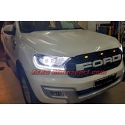 MXS2552 Matrix Mode Audi Style Daytime DRL's Angel Eyes Ford Endeavour Everest