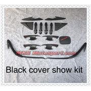 MXS2573 Toyota Fortuner Exterior Matt Black Body Parts
