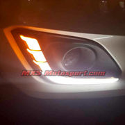 MXS2577 Maruti Suzuki Swift LED Fog Lamps Day Time running Light