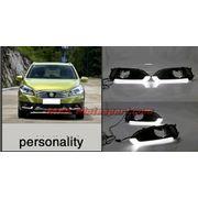 MXS2610 Maruti Suzuki S Sross LED Fog Lamps Daytime Running Lights