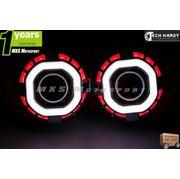 MXS743 - Toyota Etios Liva Headlight HID BI-XENON Robotic Eye Projector