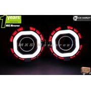 MXS755 - Mahindra  Scorpio Headlight HID BI-XENON Robotic Eye Projector