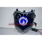 MXSHL132 Robotic Eye projector Headlight Yamaha Fz & Fzs