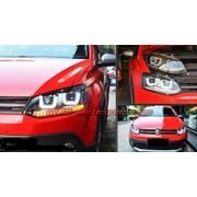 MXSHL275 Projector Headlights  Volkswagen Polo with Matrix Style