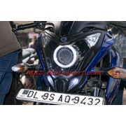 MXSHL441 Bajaj Pulsar 200 NS Headlights Bi Xenon projector, HID & Day running light