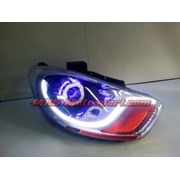 MXSHL465 Projector Headlights Hyundai i10