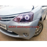 MXSHL477 Projector Headlights Toyota Etios Liva