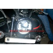 MXSHL482 Daymaker LED Monster Projector Headlight Bajaj Avenger Motorcycle