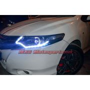 MXSHL505 Projector Headlights Honda City ivtec with Matrix Style
