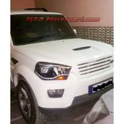 MXSHL510 Projector Headlights Mahindra Scorpio with Matrix Style