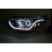 MXSHL517 Hyundai i20 Elite Projector Headlights