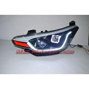 MXSHL574 Hyundai i20 Elite Daymaker Projector Headlights