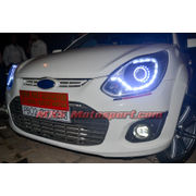MXSHL579 Ford Figo Projector Headlights Matrix Mode
