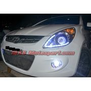 MXSHL594 Hyundai i20 Projector Headlights with Matrix Style