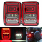 MXSTL102 Monster Led Tail Lights Mahindra Thar Jeep Wrangler