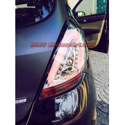 MXSTL108 LED Tail Lights New Hyundai i20 Fluidic with Smoked Black