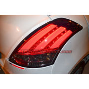 MXSTL116 LED Tail Light Maruti Suzuki Swift Type II (Smoked Clear)