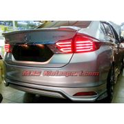 MXSTL122 Led Tail Lights Honda City with Merc Style