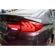 MXSTL128 Honda City idtecv Led Tail Lights with Matrix Mode