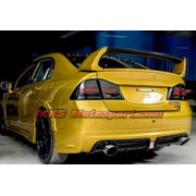 MXSTL13 LED Tail Lights Honda Civic BMW Style