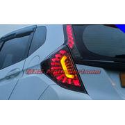 MXSTL17 LED Tail Lights Honda Jazz 2015