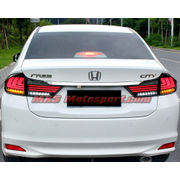 MXSTL61 Led Tail Lights Honda City idtec with Matrix Mode