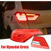 MXSTL75 Led Tail Lights Hyundai Creta with Matrix Mode