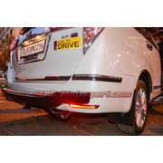 MXSTL85 Toyota Innova Crysta Rear Bumper Reflector DRL LED Tail Lights