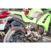 MXS2397 Tech hardy Kawasaki Ninja 300 Exhaust Muffler Silencer