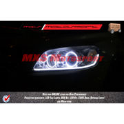 MXSHL208 Angel Eyes Projector Headlights Chevrolet Captiva