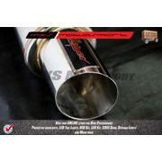 MXS2060 HKS Maruti ZEN Wagon R Car Exhaust Muffler Silencer, Super Car Like sound