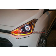 MXSHL398 Projector Headlights Hyundai Grand i10