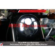 MXS740 Daytime LED Monster Projector Headlight Suitable for Harley Motorcycle