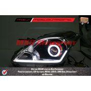 MXSHL57 Round Robitic Eye Projector Headlight With DRL Maruti Suzuki Baleno