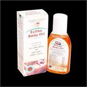 Body massage oil set of 2