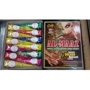 Al - Maaz Special Dulhan Mehandi Cones ( 45 gms x 12 pcs )