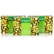EXOTIC KIWI SOAP with Green Apple extract (3 X 75 gms)
