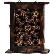 Onlineshoppee Wooden Key Holder